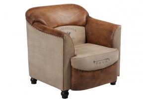 """Meuble vintage fauteuil """"Charlestone"""" par Esprit Loft"""
